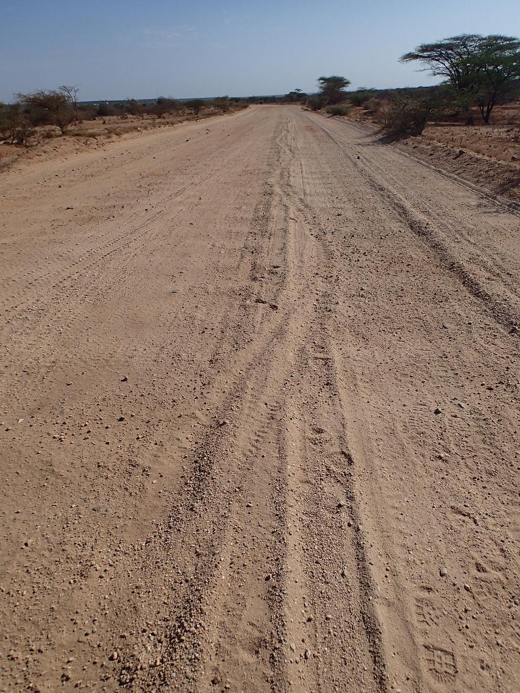 The wobble trail