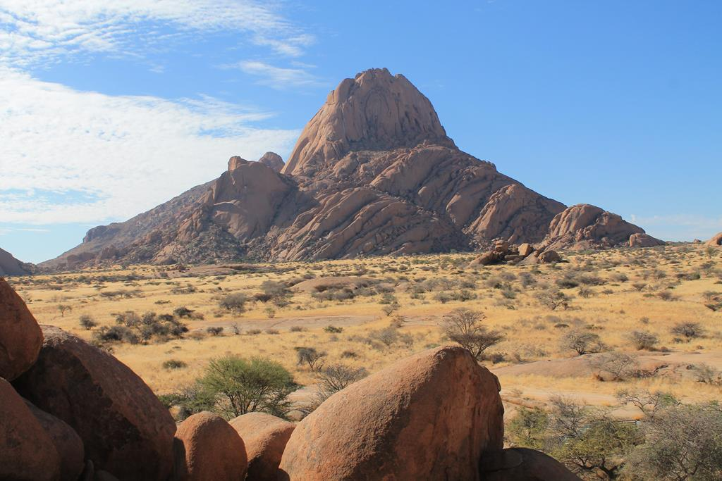 The Spitzkoppe